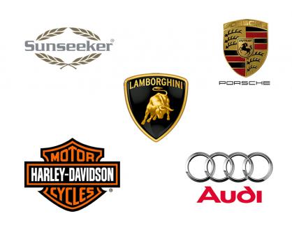 Porsche, Lamborghini, Audi, Sunseeker, Harley Davidson - Coming Soon!